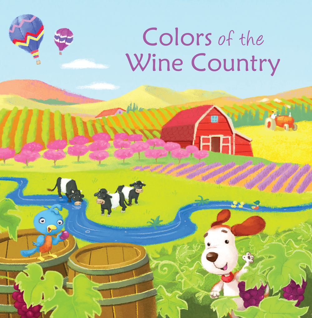 Colors of the Wine Country