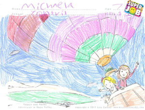 Yountville-coloring-contest-winner